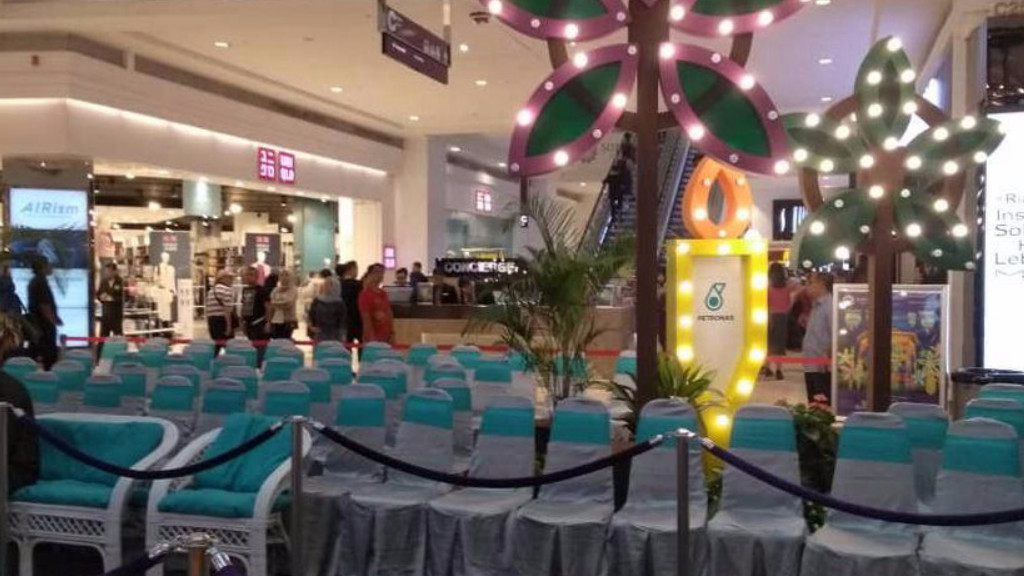 Petronas Event